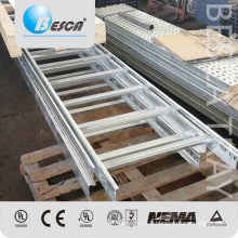 Galvanized Metal Heavy Load Cable Ladder CE UL Listed