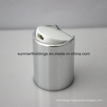Plastic or Aluminum Screw Disc Top Cap