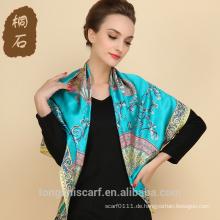 SA429 seidenschal druckmaschine logo print seidenschal 100% seide hijab schal und scarvessupplier alibaba china