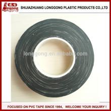 Achat en ligne d'alibaba Ruban en tissu noir en coton pour l'isolation