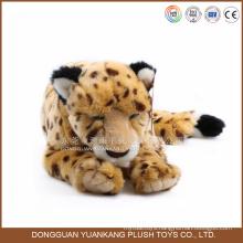 Stuffed Soft Lifelike Plush Tiger Toy