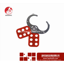 "Wenzhou BAODSAFE Stahl Lockout Hasp mit Lugs BDS-K8621 1 ""(25mm)"