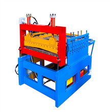 Professional metal sheets leveling machine