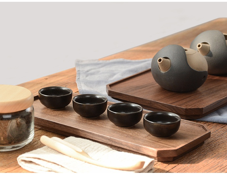 grasp the design woodne tray
