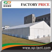 Gewichtete 20x50m weiße Aluminium-PVC-große Zelte für Verkauf Armee