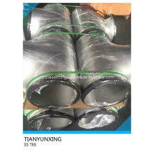 Tissu en tube d'acier inoxydable sans soudure Butt Weld