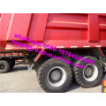 Sinotruk 371hp 70 Ton Mining Tipper Truck