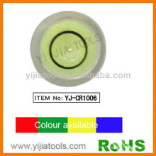 high quality round bubble level YJ-CR1006