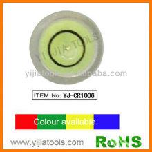 Alta qualidade nível de bolha redonda YJ-CR1006