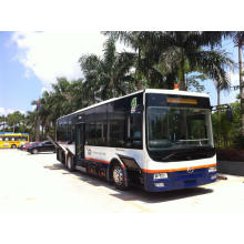 Bus électrique hybride de 11 mètres