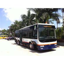 Гибридный автобус длиной 11 метров
