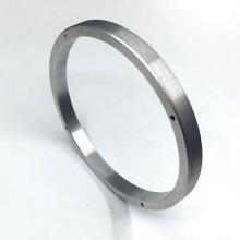 Mecanizado de anillo de presión de aluminio 6063 para linterna