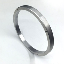 Machining 6063 Aluminum Pressure Ring for Flashlight
