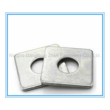 М4-М56 плоские гайки с прокладкой из нержавеющей стали