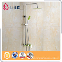 Quality Guaranteed single handle bath shower set,long pipe shower faucet,sliding bath shower set