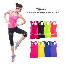 High Quality Custom Fitness Running Jogging Gym Singlets Tank Top
