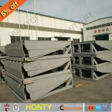 Rampa de muelles de carga portátil para contenedores de automóviles