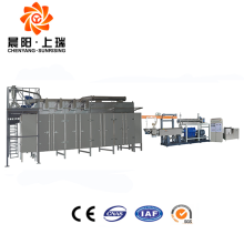 Vegetarian meat textured soy protein making machine