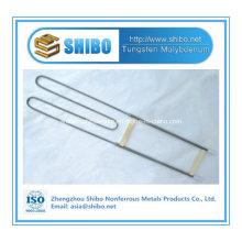 Réchauffeur Mosi2 de forme d'approvisionnement direct d'usine pour le four et le four