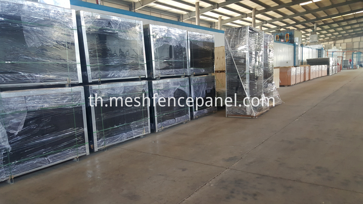 5mm Fence Panels 2 5m Width Packing