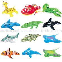 Various Water Pool Inflatable Floating Ride Toy Children Kids Float