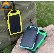 Carregador solar do banco da energia solar de alta qualidade 8000mAh