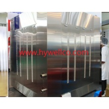 Discountable price for Fruit Chips Puffing Machine Microwave Revolving Vacuum Drying Machine export to Pitcairn Importers