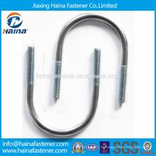 Fabriqué en Chine de haute qualité 4.8grade 8.8Gr galvanisé U-bolt