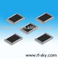 Resistores de chip de montaje en superficie con cabezal VSWR de 5 ~ 800KW DC ~ 18GHz 1.25Max
