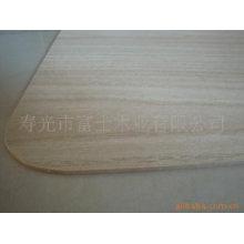Ash veneer hardboard