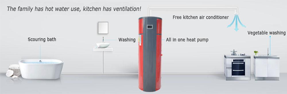 Heat Pump Boiler