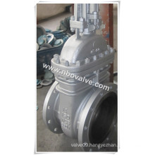 "Carbon Steel OS&Y RF Gate Valve (6"")"