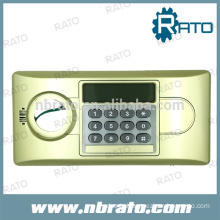 RE-103 gold painted electronic code combination lock