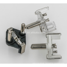 turkey plug insert with 4.0mm PINS SOLID HOLLOW