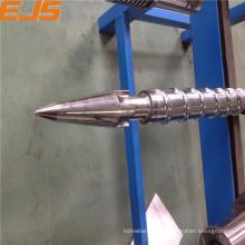 profesional tornillo barril barril de diseño tornillo máquina de moldeo por inyección moldeo