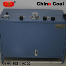 Equipo de la bomba del aumentador de presión del oxígeno Ae102A para el salvavidas / el aparato de respiración / el relleno del cilindro