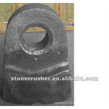Beliebte Crusher High Chrome Hammer Kopf