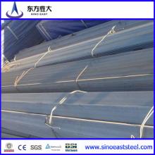 Barras de hierro angular ASTM A53