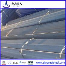 Barras de ferro angulares ASTM A53