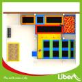 Neuer fertigen entworfene Kinder Innenspielplatz für Verkauf mit weichem Springen Lieferantenwahl