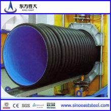 Tubo corrugado de alta densidad de alta densidad, de alta densidad, de alta higrometría