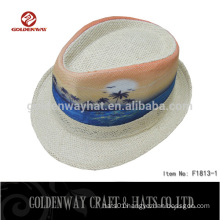 Hot Selling Adult Size Fedora hats For Sale