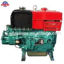 Maquina agrícola 138ED usada para tractor motor diesel refrigerado por agua 24hp con radiador