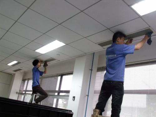 Air Conditioning Tuyere Of Aluminum Profile