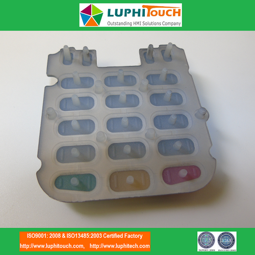 Calculator Rubber Keypad