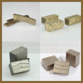 Element Six Diamond Stone Cutting Segment