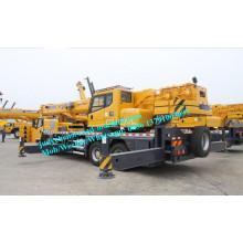 XCMG 35t truck crane model XCT35 EURO II/III
