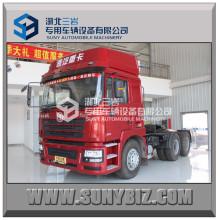 Shacman Tractor Head avec 336HP / 375HP Tracteur