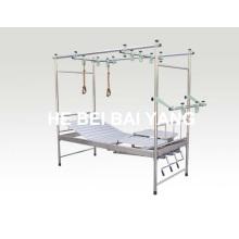 A-144 Тройная кровать для ортопедического типа нового типа