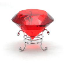 Favores de la boda o regalos de vuelta Diamante de cristal hecho a mano